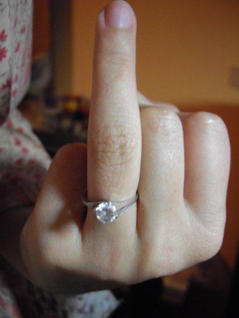 Svadba 29.8.2009 - ...inak som slušné dievča :D