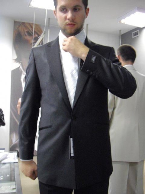 Svadba 29.8.2009 - bude fešný???