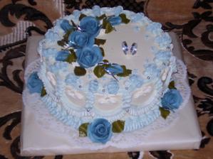 zase krásný dortík...