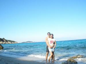 Nasa svadobna cesta Chalkidiki-Grecko