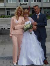moja mamina,ja a ocino