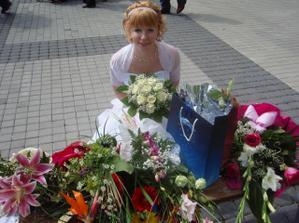 ja a vsetky kvetinky