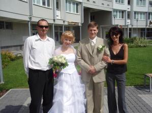 ja,manzel a moja teta s priatelom