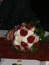 moje svatební kytice