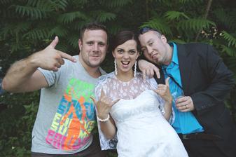 Nevěsta nemusí být vždy sladoučká