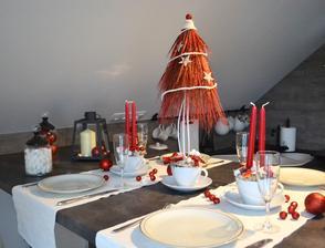 Už je hotovo a i připravené na Vánoce :-)