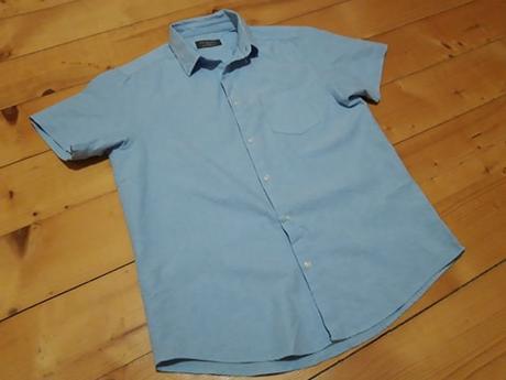 Bavlnená košeľa - Obrázok č. 1