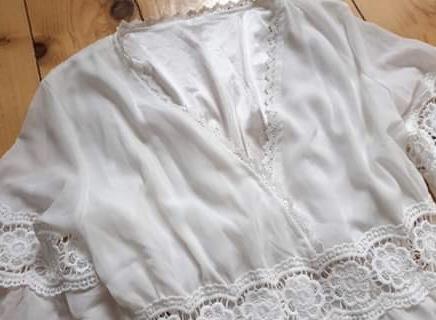 Snehobiele šaty - Obrázok č. 1