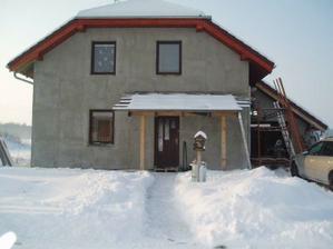 Podbití - leden 2010