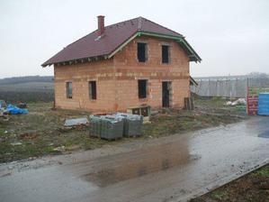 hotová střecha - 9.12.2007
