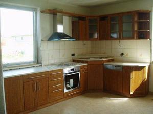 montáž kuchyně - 30.5.2008