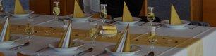 Svatební zlaté dekorační ubrousky,