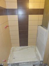 Den 23 - sprcha s prizdivkou
