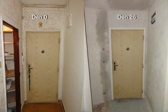 Den 26 - jeste tomu chybi ty nove dvere :)