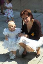 moje sestra a neteř Jindřiška