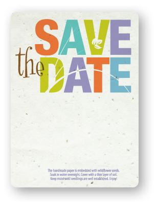 Místo save the date dát datum a md