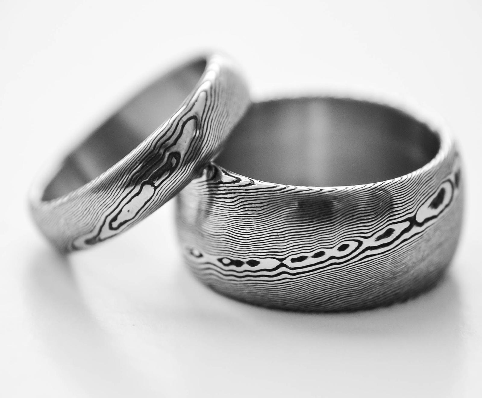 Snubni Prsteny Z Chirurgicke Oceli V Plzni Sv