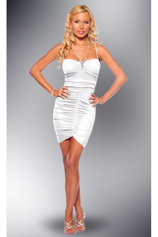 Druhé šaty na večer - krátké b21f51a471