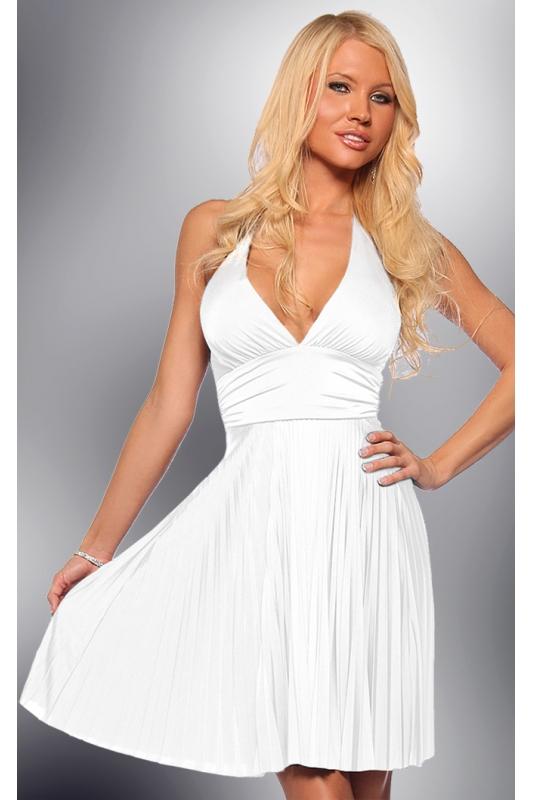 45f70415b68d BÍLÉ SEXY šaty na převlečení