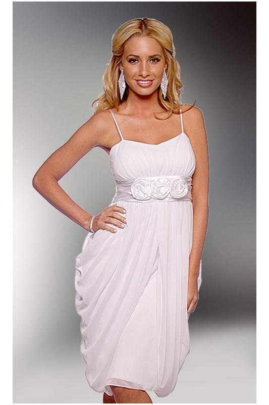b794b74b5c2 Krátké stavební šaty - - Společenské šaty
