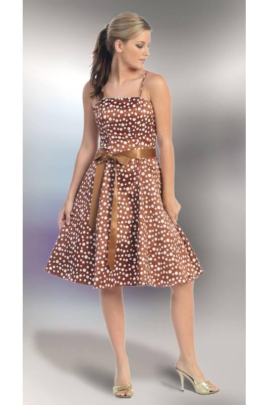 Kde seženu puntíkaté retro šaty ve stylu 50. let  ... c240439854
