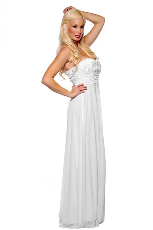 Kde sehnat jednoduché šaty  - - Svatební šaty b011d4c0cb