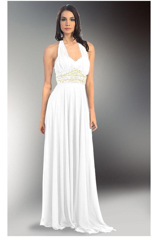 06cce0fac9c glamor Krásné svatební šaty v antickém stylu emoticon