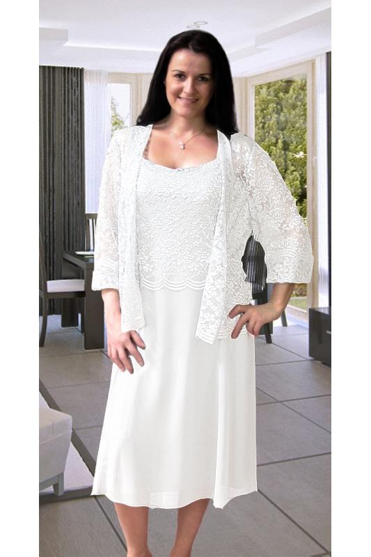 Malá svatba. Mám mít svatební šaty nebo jen kostým... f8f4d6790b