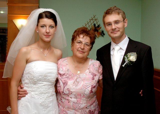 Janka Naštická{{_AND_}}Ondrejko Šeliga - mama Gabika