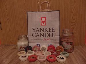asi tak desetina sbírky yankee candle mé přítelkyně...