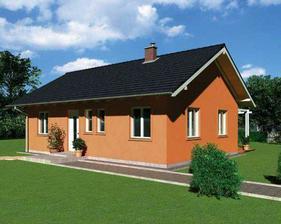 Takhle bude vypadat náš domek, jen o trochu větší