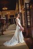 Svadobné šaty vo vintage štýle, 36