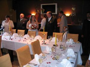 hostina v hotelu