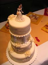 náš super dortík