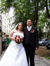 ještě nejsme manželé :-)