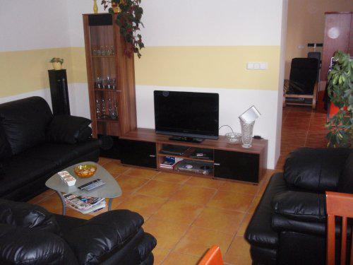 Prerábame - obývačka