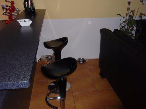 Prerábame - barové stoličky