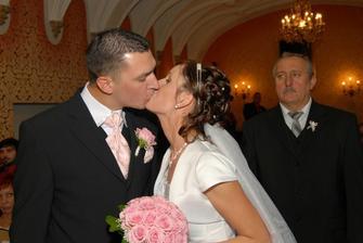 a už sme novomanželia