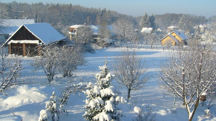Vánoce 2010 - Když zima čaruje