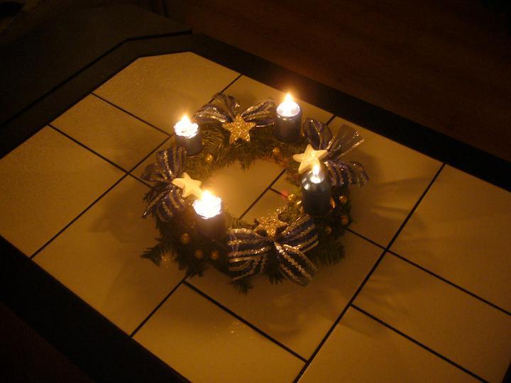 Vánoce 2010 - Čtvrtá adventní neděle