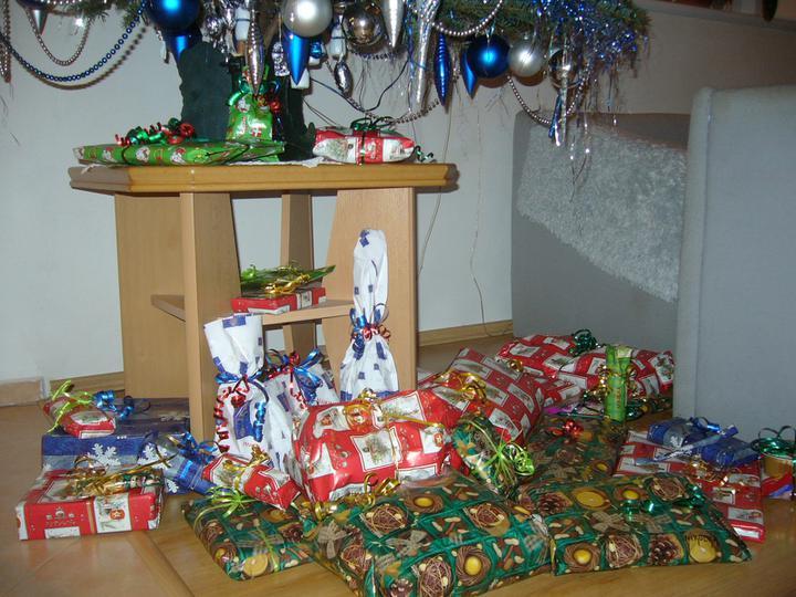Vánoce 2010 - To jsme museli být hodní :-)