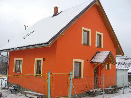 Lvíčci staví barunku 2. - 30.12.2008 máme zkolaudováno a bude nám přiděleno krásné číslo 444 :-))