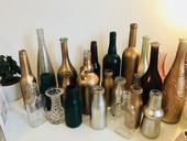 Vázy z lahví ,