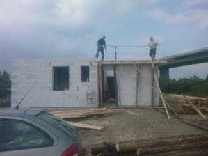 tamto bude balkón