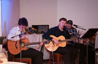 Úžasná folková kapela Corida