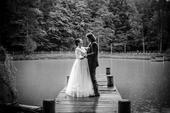(Těhotenské) svatební šaty , 44