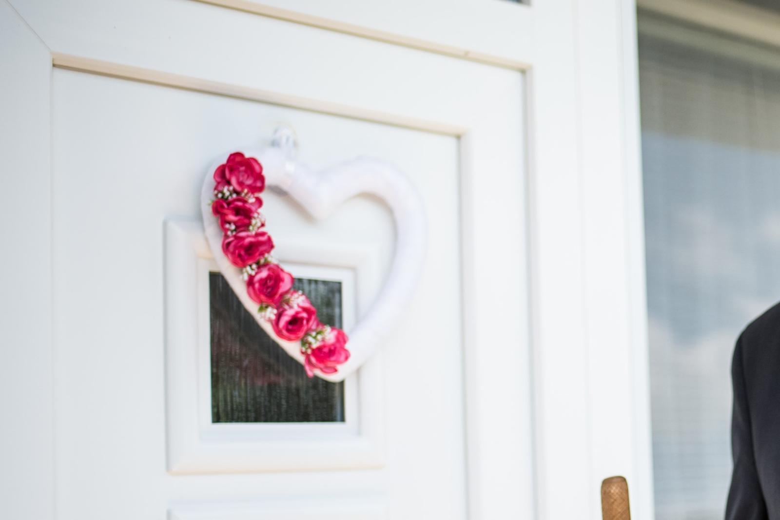 Srdce na dvere - Obrázok č. 3