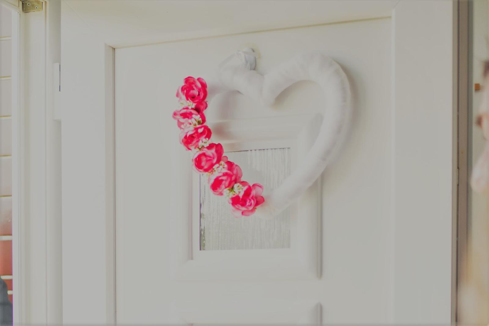Srdce na dvere - Obrázok č. 1