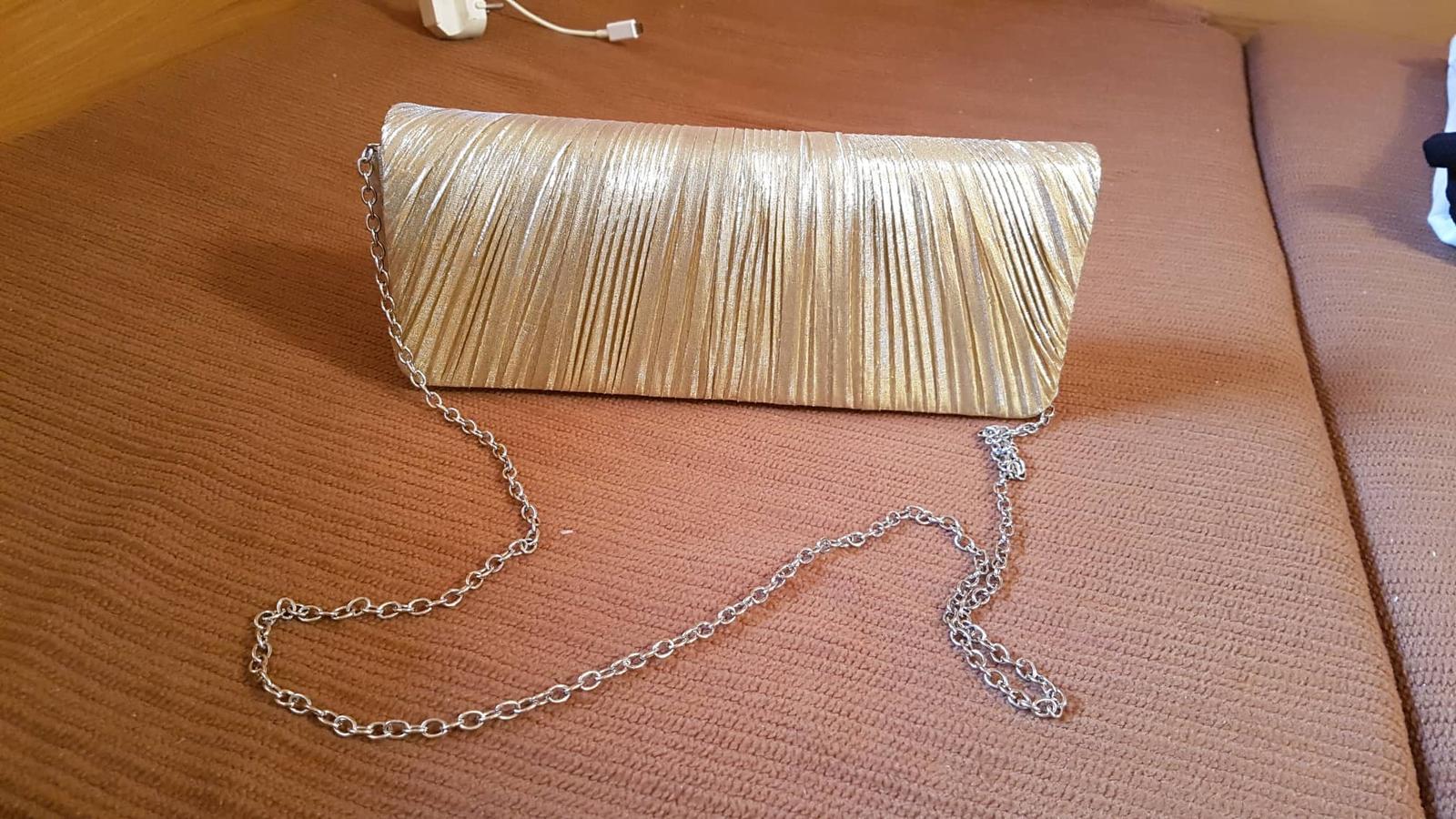 Zlatá kabelka - Obrázok č. 1