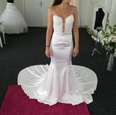 Svatební šaty DIONA vel. 34, 34